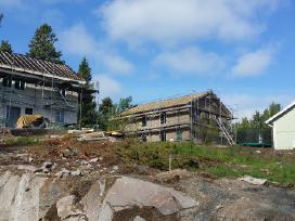 Reikalingi Plataus Profilio Staliai Švedijoje .