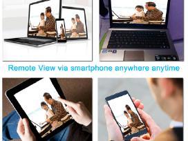 Belaidė/laidinė1.3mp(HD) stebėjimo kamerų sistema - nuotraukos Nr. 8