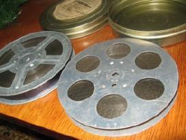 Perku senus kino filmus 16mm, 35mm
