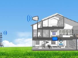 Mobilaus ryšio Gsm 3g 4G stiprintuvas stiprinimas