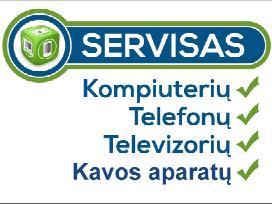 Kompiuterių servisas Klaipėdoje nuo A iki Z