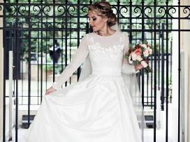 """""""Tiulio Fėja"""" vestuvinė suknelė"""