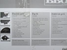 Elektriniai griliai 1,5-2kw