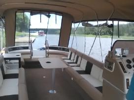 Deck boat laivo nuoma Birštone gera kaina.