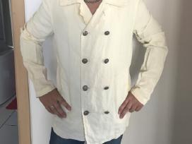 Vyriškas lininis Zara švarkas