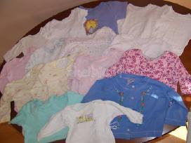 Dukrytės dėvėti drabužėliai nuo 0 iki 12mėn