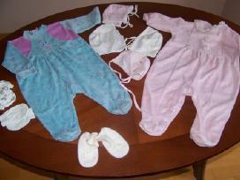 Dukrytės dėvėti drabužėliai nuo 0 iki 12mėn - nuotraukos Nr. 5