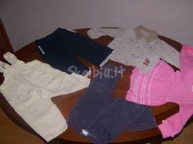 Dukrytės dėvėti drabužėliai nuo 0 iki 12mėn - nuotraukos Nr. 6
