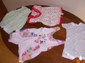 Dukrytės dėvėti drabužėliai nuo 0 iki 12mėn - nuotraukos Nr. 7