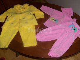Dukrytės dėvėti drabužėliai nuo 0 iki 12mėn - nuotraukos Nr. 9
