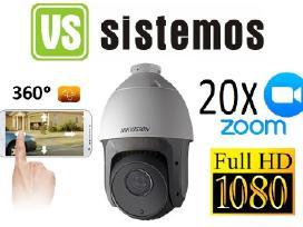 2mp valdoma Ip kamera Hikvision Ds-2de4220iw-de