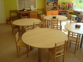 Darželio baldai. Baldai vaikų darželiui