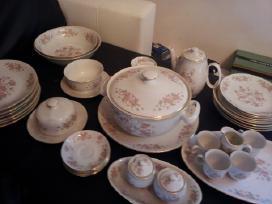 Porcelianas servizai komplektai bohemia atnaujinta