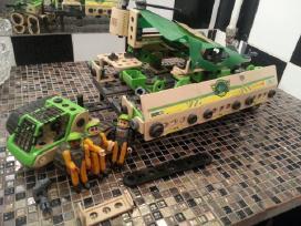 Transformers automobiliai konstruktorius zaislai