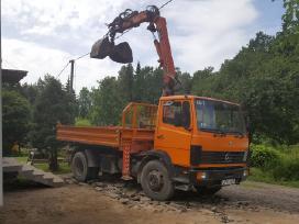 !Krovinių gabenimas, fiskaro paslaugos! - nuotraukos Nr. 2