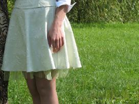 Puošni suknelė dviejų dalių S-m