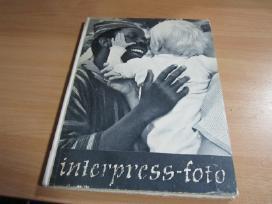 "Fotoalbumas ""interpress-foto 1960"""