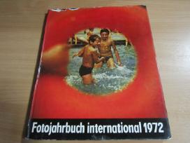 "Fotoalbumas ""FOtojahrbuch Internacional 1972"