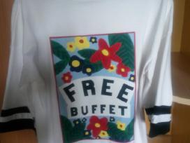 Marškinėliai Zara naujas