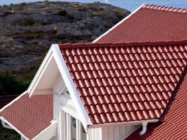 Čerpės stogų dengimui teisinga kaina