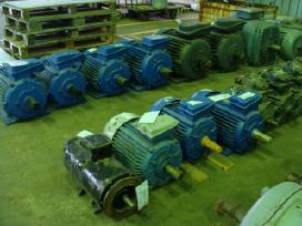 Elektros varikli, siurbli, rites, antenos stieba - nuotraukos Nr. 2
