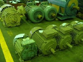 Elektros varikli, siurbli, rites, antenos stieba - nuotraukos Nr. 3
