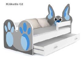 Naujos lovytės vaikams Gyvūnai