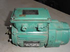 Elektros varikliai,nuolatinėssrovės servo variklis
