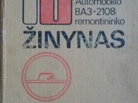 Automobilio Vaz-2108 remontininko žinynas