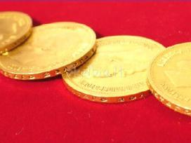 Brangiausiai perku auksines ir sidabro monetas