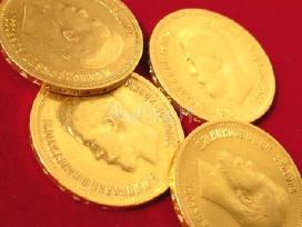Brangiausiai perku auksines ir sidabro monetas - nuotraukos Nr. 2