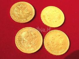 Brangiausiai perku auksines ir sidabro monetas - nuotraukos Nr. 3