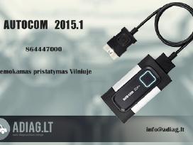 Autocom Cdp + v.2015.01.3 + Wow 5.08rus
