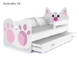 Naujos lovos vaikams Gyvūnai