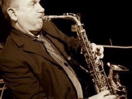 Saksofono muzika/michailas Javičius/kaunas