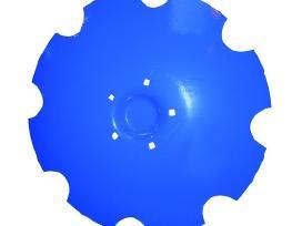 Nauji Lemken skutikų diskai