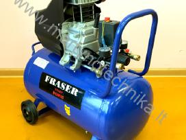 Fraser - oro kompresoriai! Geriausia kaina!
