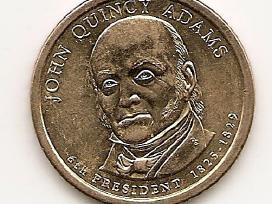 Jav doleris 2008 P 6 prezidentas J.q.adams