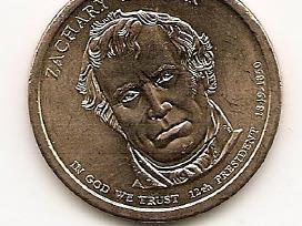 Jav doleris 2009 P 12 prezidentas z.taylor
