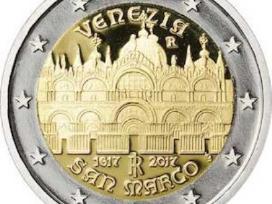 "Italija 2 euro 2017 ""Venezia San Marco"" Unc"