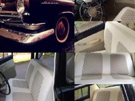 Automobiliu salonu siuvimas