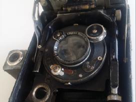 Senoviskas dumplinis foto aparatas