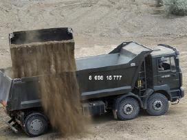 Skalda, smėlis, žvyras Kauno apskrityje pigiau!