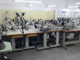 Išparduodam siuvimo mašinos siuvykloms nuo 150 eur