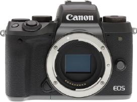 Canon EOS M5, M6 sisteminis fotoaparatas naujas