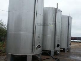 Nerūdijančio plieno talpyklos, cisternos