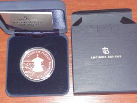 2012m. 50 litų moneta, Dionizo Poškos baubliams