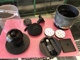 Kaip nauja veiksmo kamera 360fly su garantija