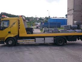 Technikos auto ir krovinių gabenimas iki 6t tralas