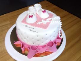 Vestuviniai, vaikiski tortai ir kiti skanestai - nuotraukos Nr. 10